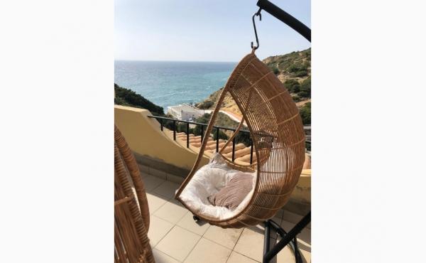 Terrasse mit fantastischen Meerblick, Terrace mit fantstic sea view