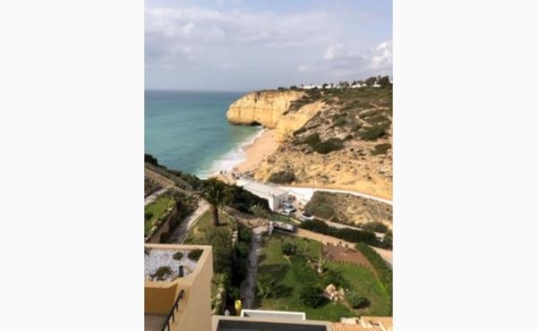Blick zum Strand, view to the beach