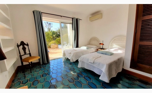 Schlafzimmer 1 mit 2 Betten / Bedroom