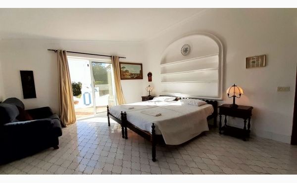 Schlafzimmer 2 mit Doppelbett Bedroom