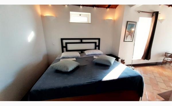 Schlafzimmer 3 mit Doppelbett Bedroom
