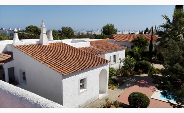 Blick von der Dachterrasse View from the roof terrace